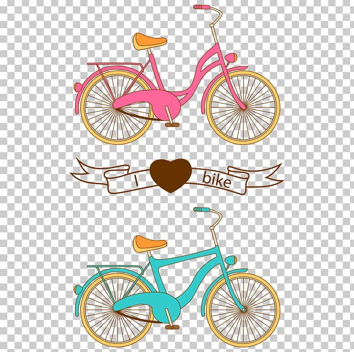 bicycle cartoon cycling png