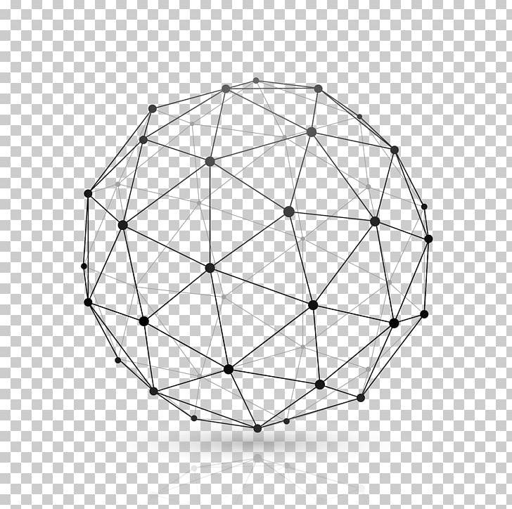 globe website wireframe sphere