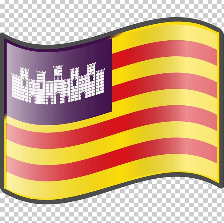 balearic islands flag emoji about