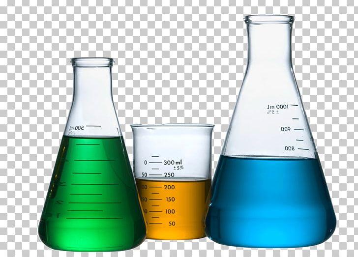 beaker chemistry glass laboratory