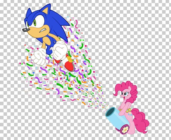 confetti rainbow dash cartoon