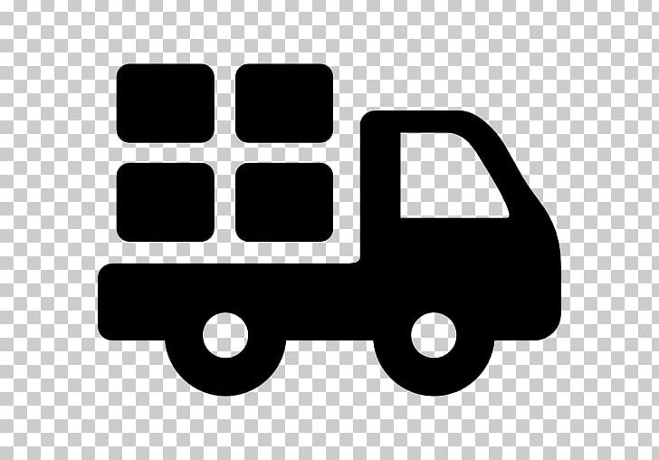 car computer icons truck