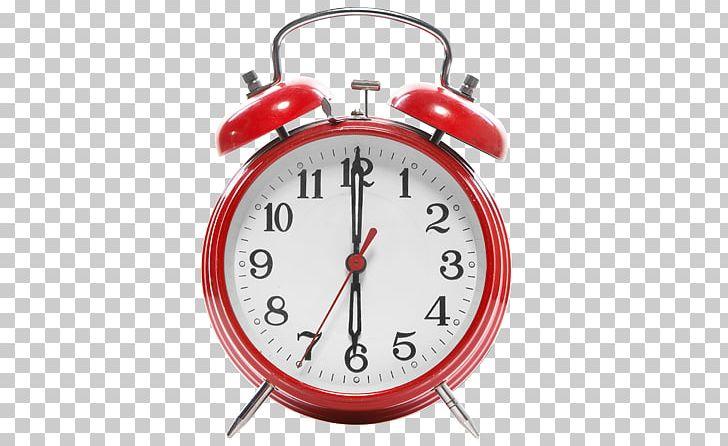 table alarm clocks stock