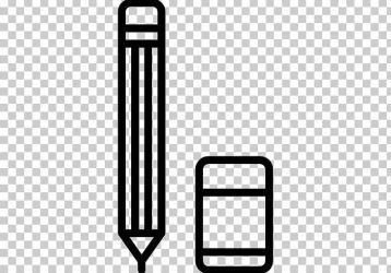 Eraser Clipart Black And White