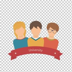 Student College Diploma University Education PNG Clipart Boy Cartoon Child Conversation Curriculum Free PNG Download
