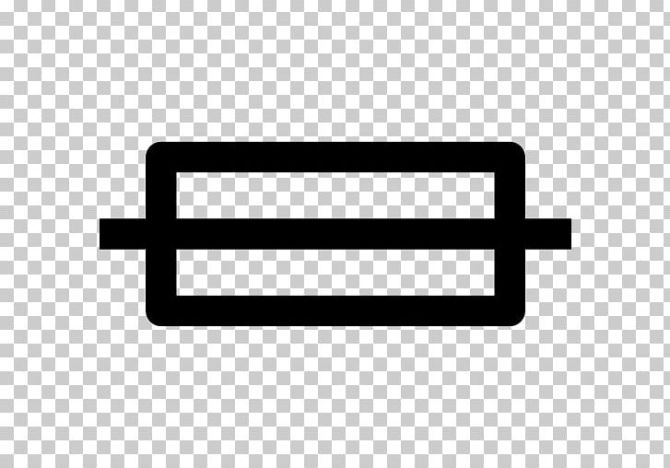 electronic symbol fuse wiring diagram electronic circuit