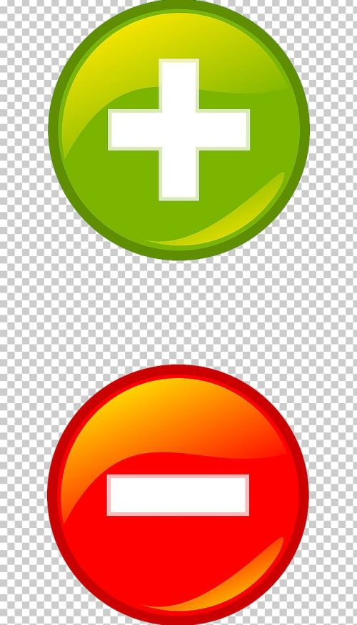 small resolution of plus minus sign plus and minus signs png clipart area button check mark circle clipart free