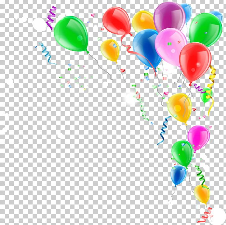 toy balloon confetti png