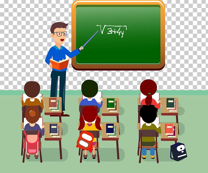 Student Teacher Classroom PNG, Clipart, Books, Cartoon ...