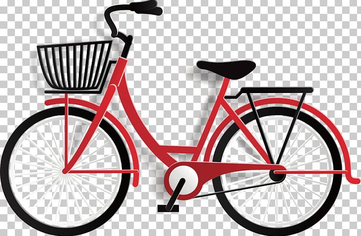 bicycle cartoon png clipart