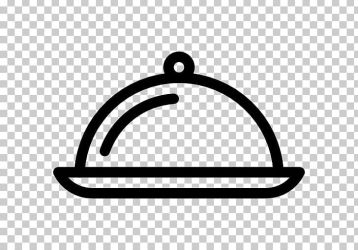 Computer Icons Food Restaurant Buffet Meal PNG Clipart Area Black And White Buffet Chef Computer Icons