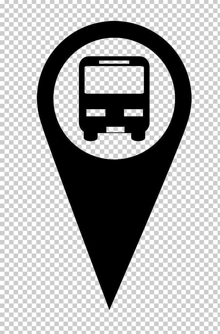 bus stop logo icon