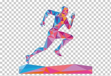 Running Icon PNG Clipart Art Bodybuilding Bright Cartoon Cartoon Characters Free PNG Download