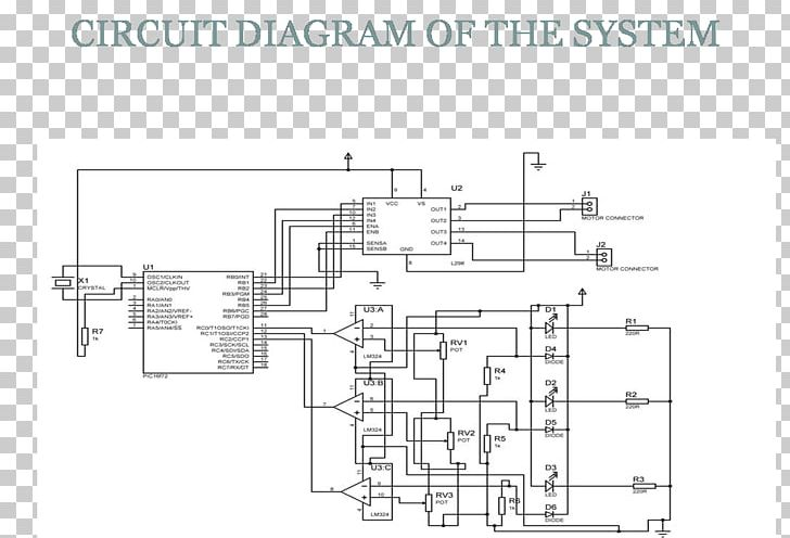Technical Drawing Engineering Diagram Electronic Circuit