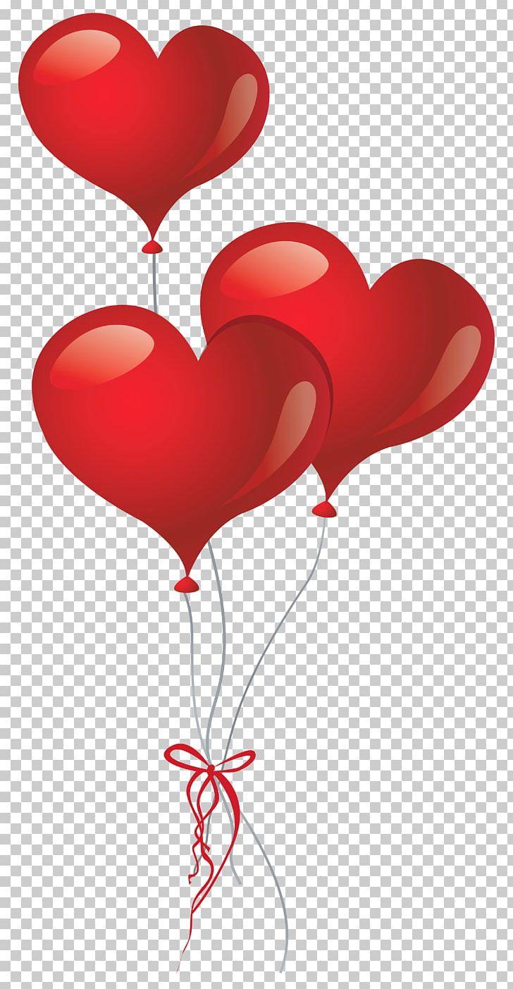Balon Love Png : balon, Heart, Balloon, Clipart,, Balloon,, Balloons,, Blue,, Download