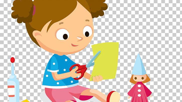 Paper Craft Art Png Clipart Art Boy Cartoon Child Christmas Free Png Download