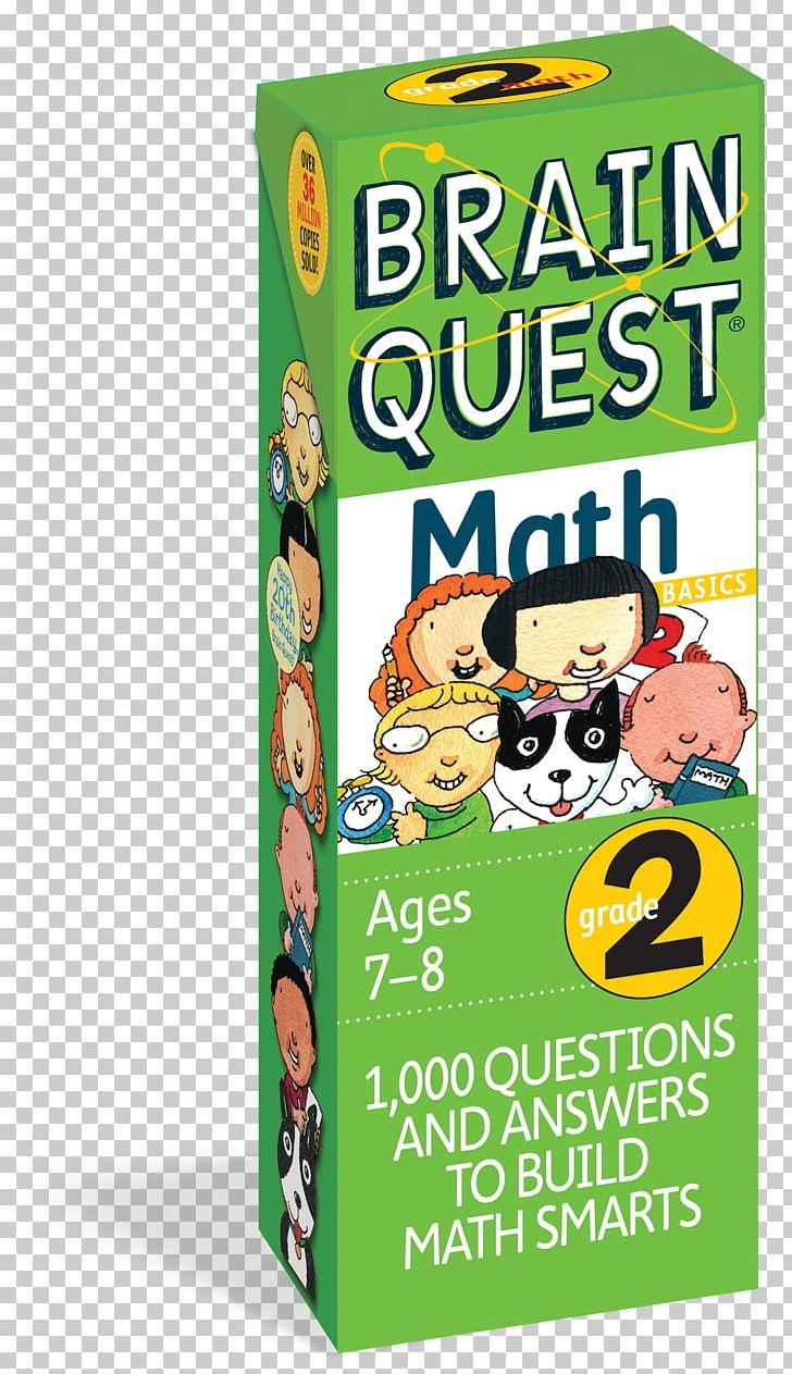 hight resolution of Brain Quest Grade 2 Math Science Quest Quiz Sixth Grade Workbook PNG