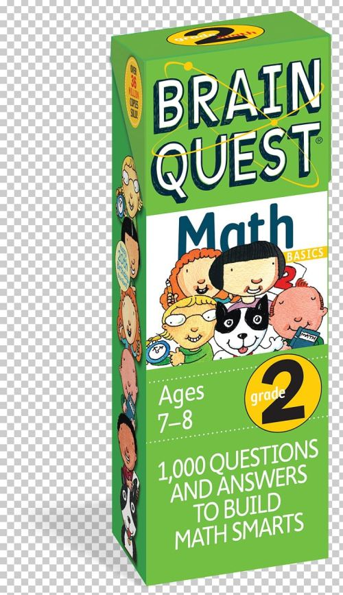 small resolution of Brain Quest Grade 2 Math Science Quest Quiz Sixth Grade Workbook PNG