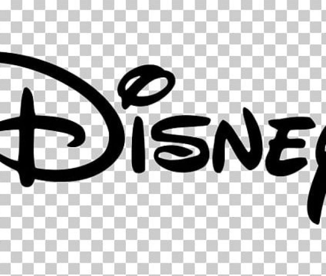 Walt Disney Logo Png Clipart Access Area Black And White Brand Calligraphy Free Png Download