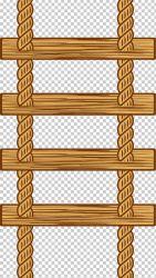 stairs ladder wood cartoon straight imgbin