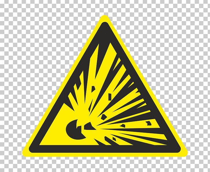 warning sign hazard symbol