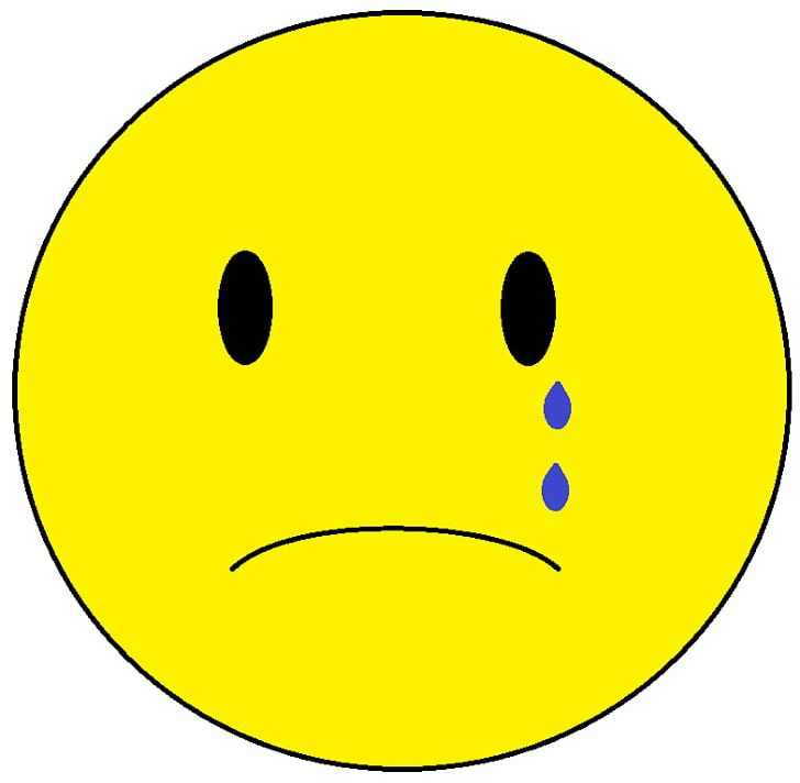 sadness smiley face png