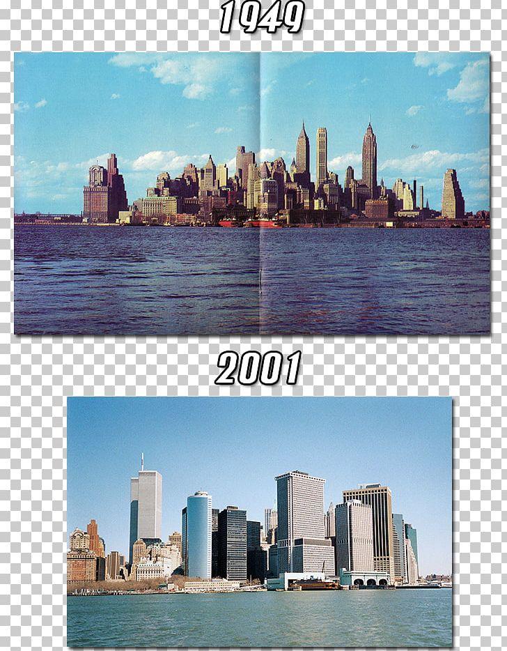 Minecraft New York City Map : minecraft, Minecraft, Manhattan, Skyline, Clipart,, 1940s,, City,, Daytime,, Download