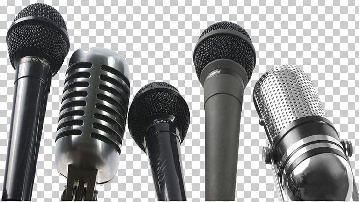 microphone interview sound journalist