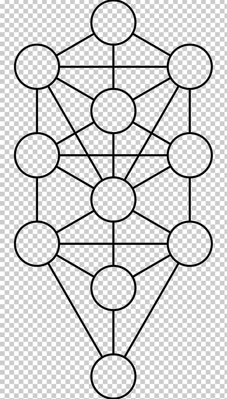 hight resolution of tree of life sefirot kabbalah judaism hermetic qabalah png clipart angle area binah black and white