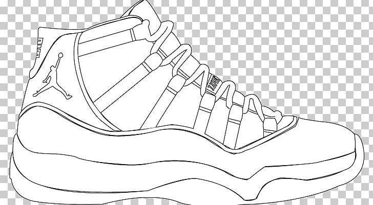 Colouring Pages Nike Air Max Air Jordan Coloring Book Png Clipart Adidas Angle Artwork Athletic Shoe