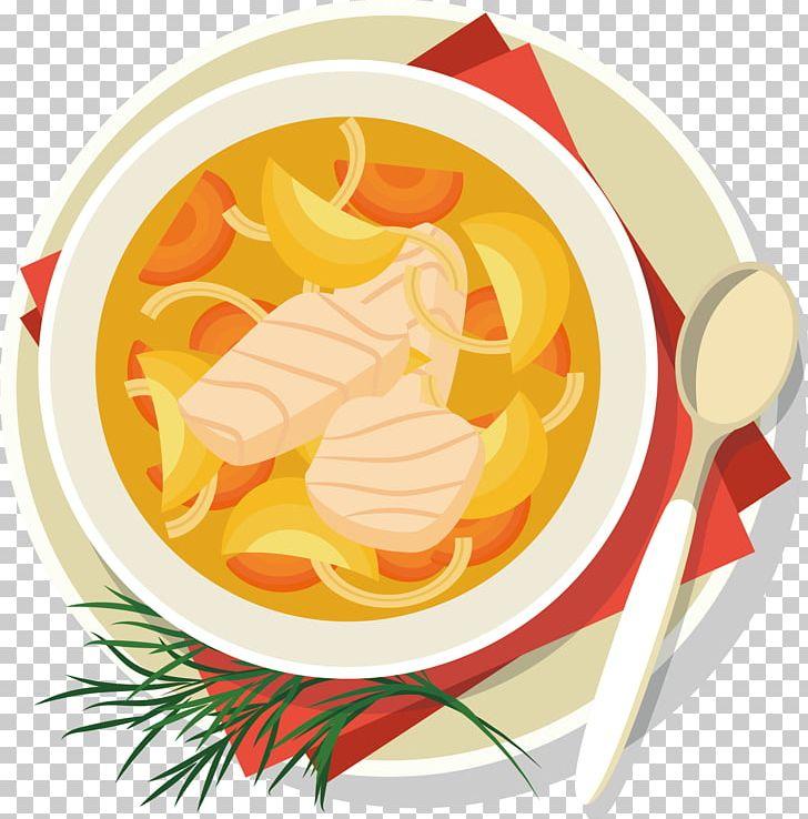 shark fin soup tomato