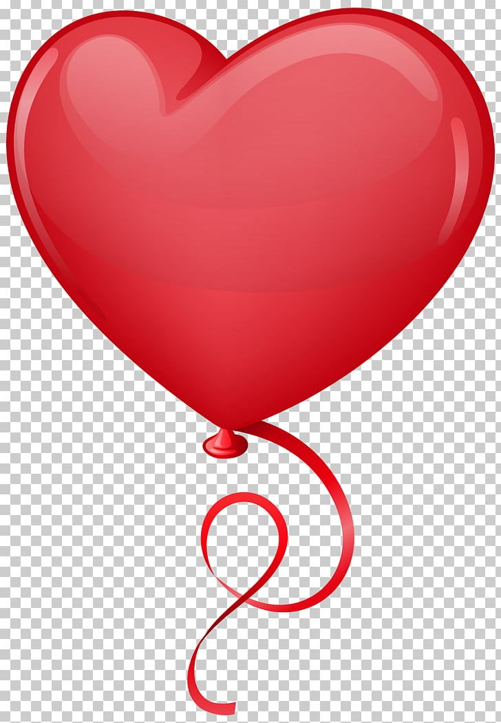 Balon Love Png : balon, Heart, Balloon, Clipart,, Balloon,, Balloons,, Color, Download