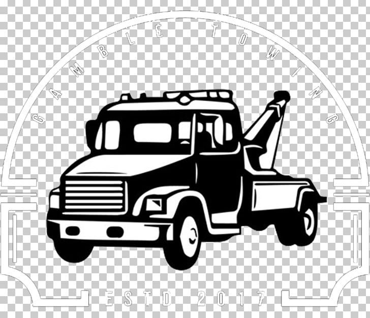car tow truck towing