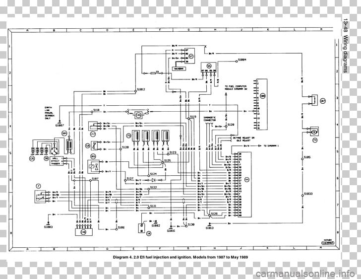 Ford Fuel Injection Wiring Diagram