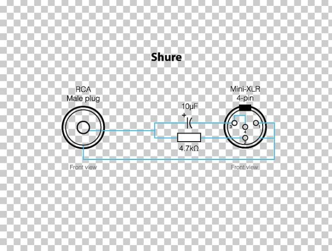 microphone shure sm58 xlr connector wiring diagram pinout