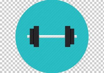 Sport Flat Design Computer Icons Physical Fitness Street Workout PNG Clipart Aqua Circle Combat Sport Computer