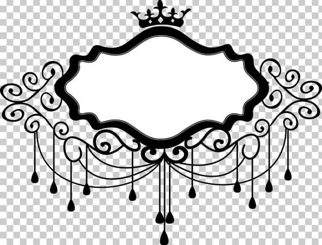White Wedding Logo Png Clipart