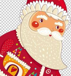 santa claus christmas card cartoon png clipart art cartoon cartoon character cartoon eyes christmas card free  [ 728 x 1123 Pixel ]