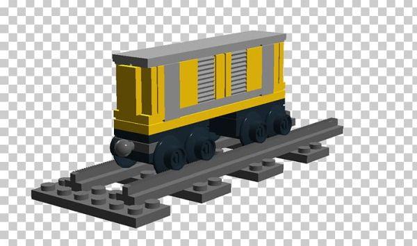 polar express lego train set # 64
