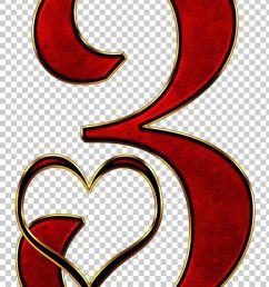 valentine number 3 png [ 728 x 1110 Pixel ]