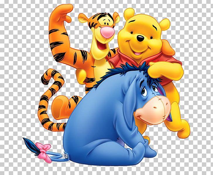 Winnie The Pooh Eeyore Piglet Gopher Tigger Png Clipart Animal Figure Carnivoran Cartoon Cat Like Mammal