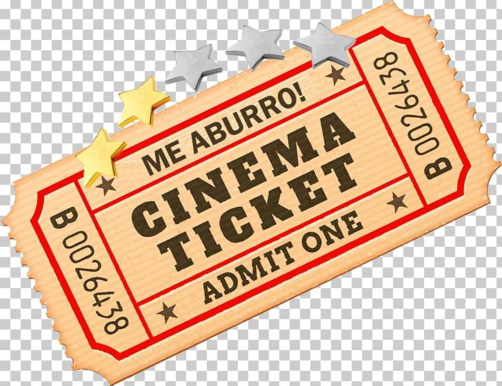 cinema ticket film png