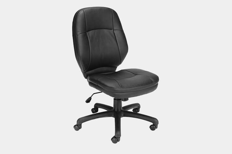 posture executive leather chair solid gold office ergonomic 30 best chairs improb ofm 521 lx t stimulus series leatherette