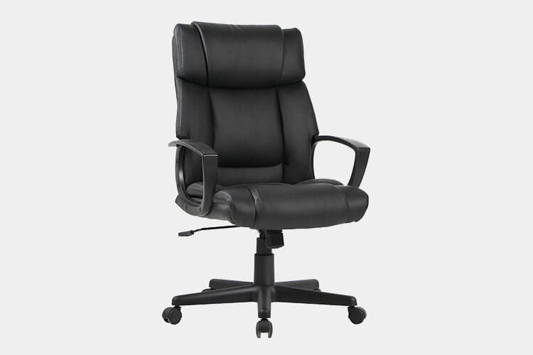 ergonomic computer chair spandex covers vancouver 30 best office chairs improb viva bonded leather swivel