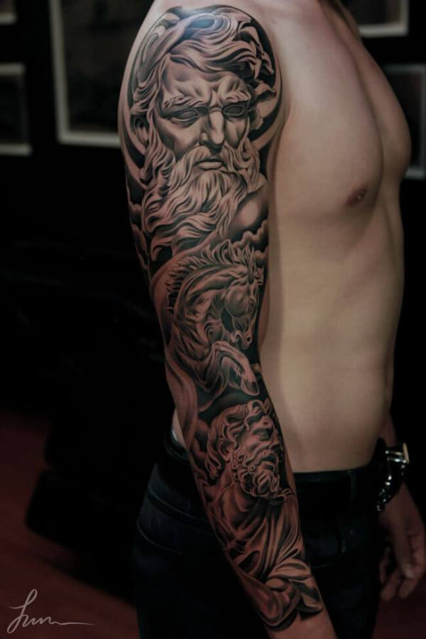 top 100 sleeve tattoos