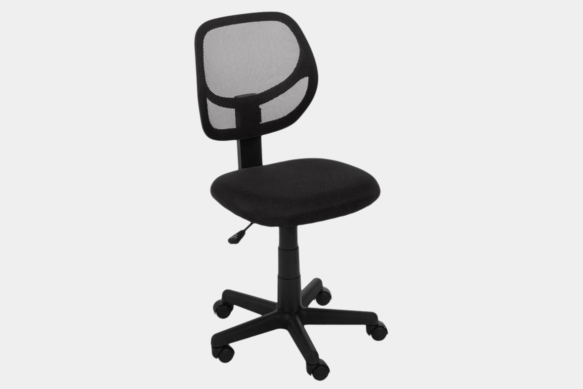 black computer chair massage with foot ergonomic 30 best office chairs improb amazonbasics low back