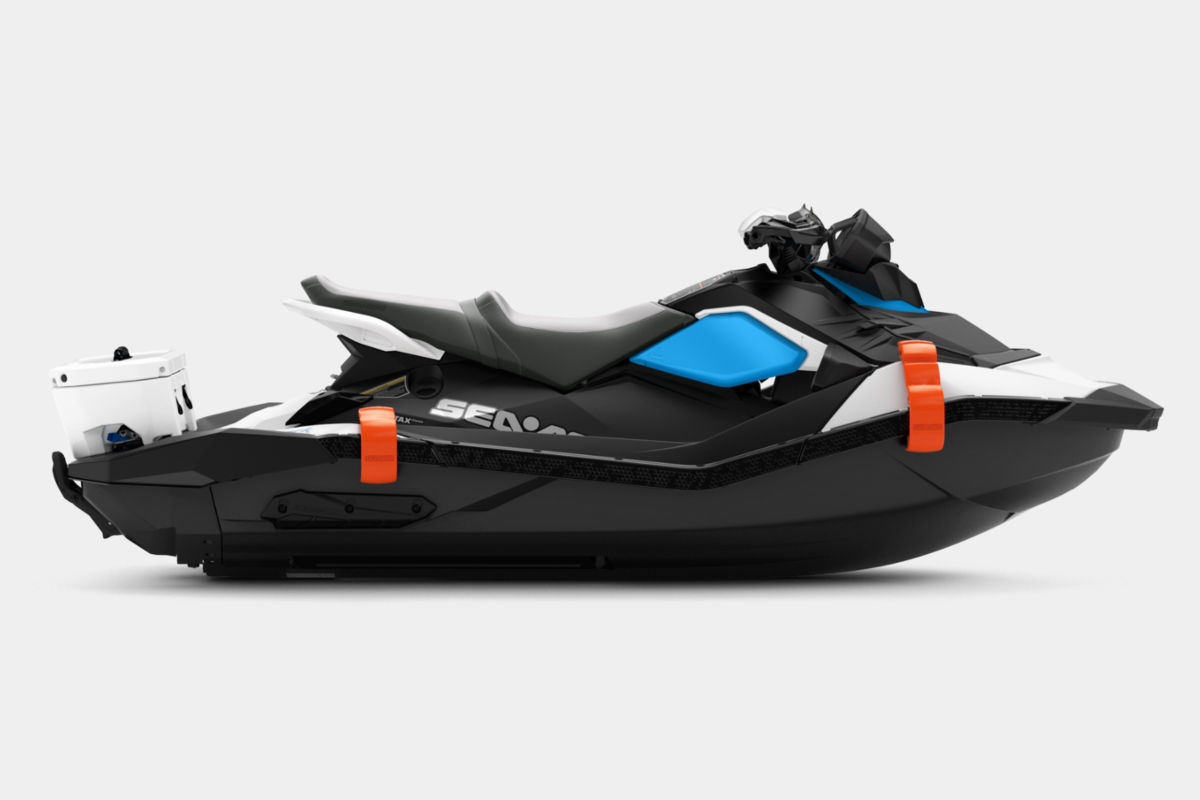 hight resolution of sea doo spark