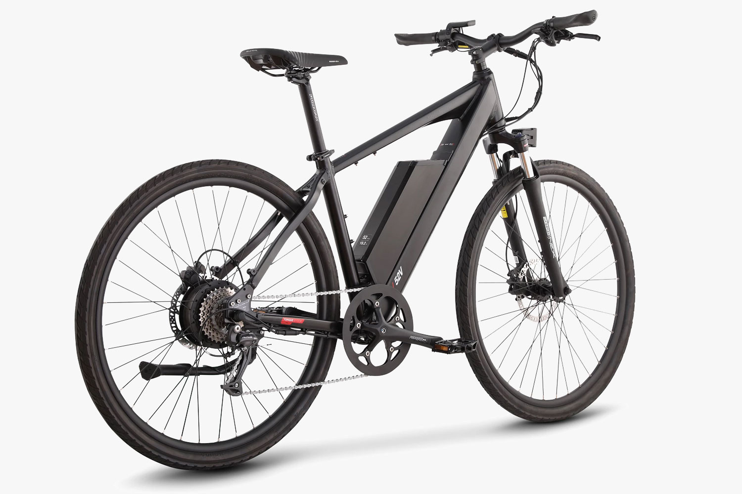 An Electric Bicycle With Unprecedented Range