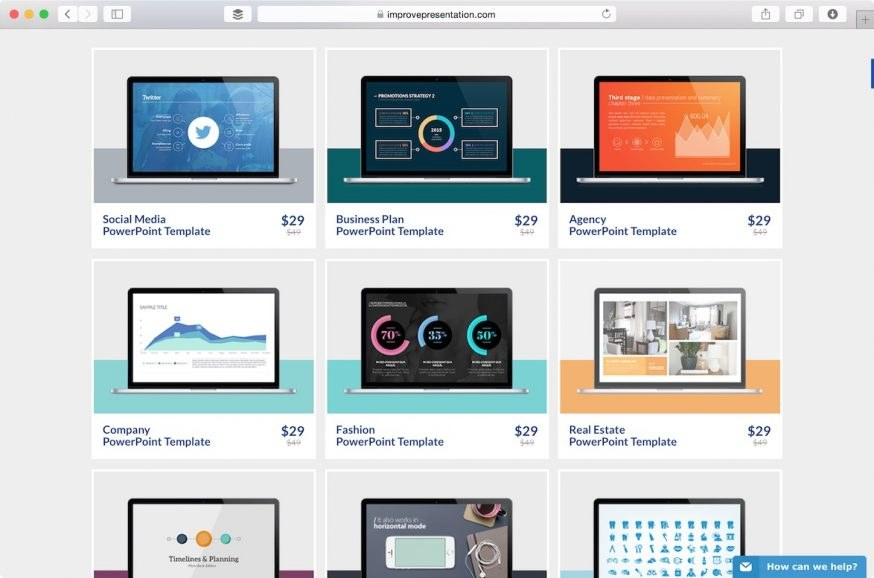 powerpoint template for mac