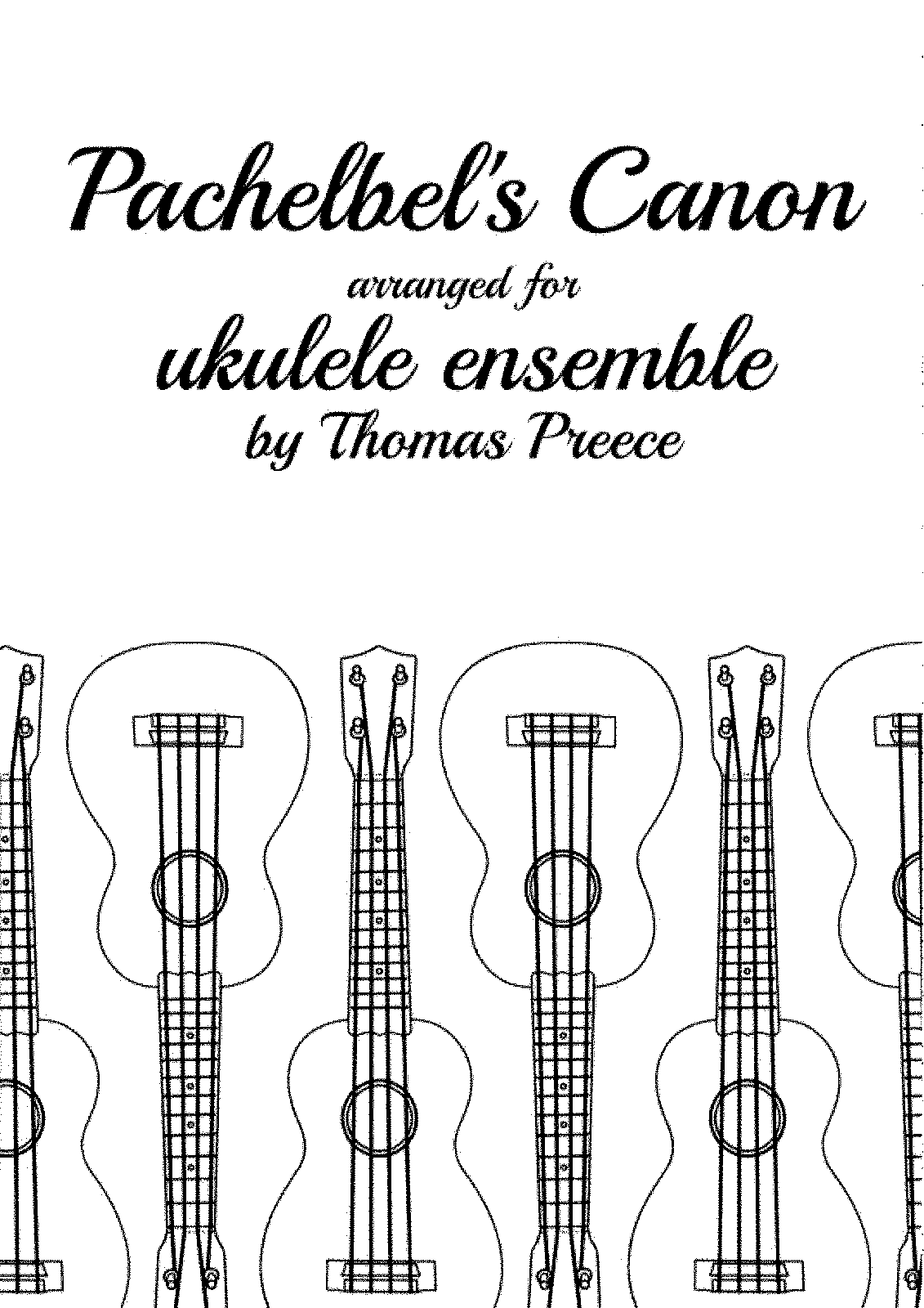Canon and Gigue in D major, P.37 (Pachelbel, Johann
